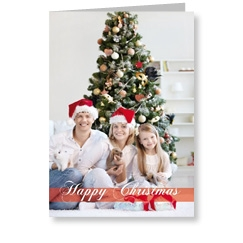 Family Photo Christmas Cards