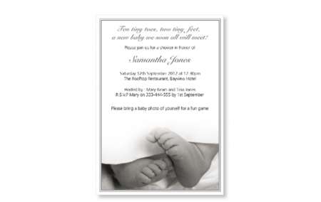 Baby Shower Invites | BabycardsNow.