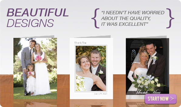 affordable wedding photo thank you cards example wedding thank – Buy Wedding Thank You Cards