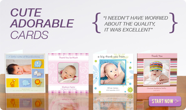Discount Baby Cards